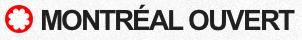 Montreal Ouvert - logo